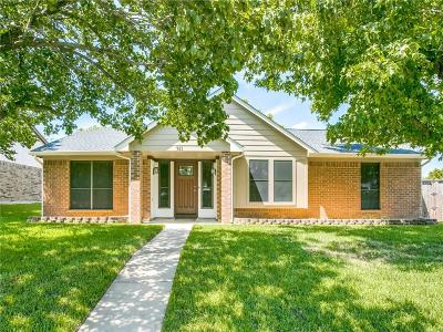 Mesquite Single Family Home For Sale: 921 Dunning Drive
