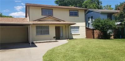 Mesquite Single Family Home For Sale: 3112 Emily Drive