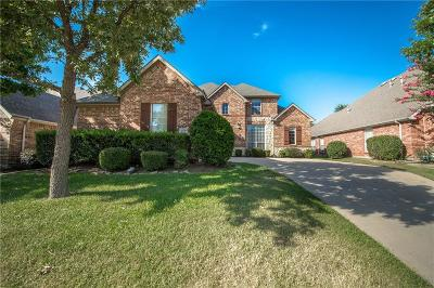 Flower Mound Single Family Home For Sale: 4200 Marbella Drive