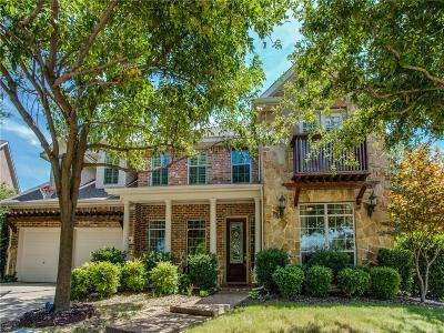 Dallas County, Denton County, Collin County, Cooke County, Grayson County, Jack County, Johnson County, Palo Pinto County, Parker County, Tarrant County, Wise County Single Family Home For Sale: 8105 Ryder Court