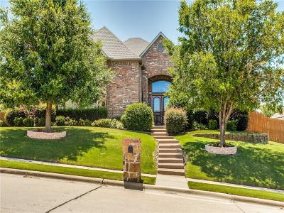 Keller Single Family Home For Sale: 2102 Karnes Drive