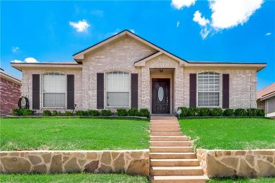 Mesquite Single Family Home For Sale: 1021 Christa
