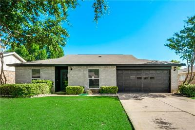 Mesquite Single Family Home For Sale: 1529 Chapman Drive