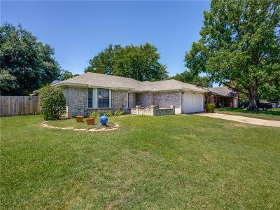 Fort Worth Single Family Home For Sale: 3908 Chestnut Street