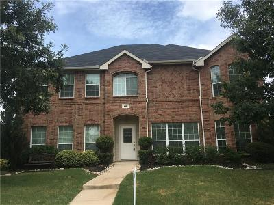 Lewisville Single Family Home For Sale: 1511 Snow Trail