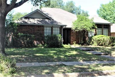Rowlett Single Family Home For Sale: 8905 Briarwood Drive