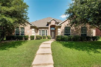 Glenn Heights Single Family Home For Sale: 2710 Hawthorn