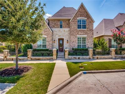 Southlake Single Family Home For Sale: 1717 Riviera Lane