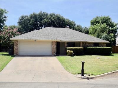 Fort Worth Single Family Home For Sale: 4470 Sweetgum Way