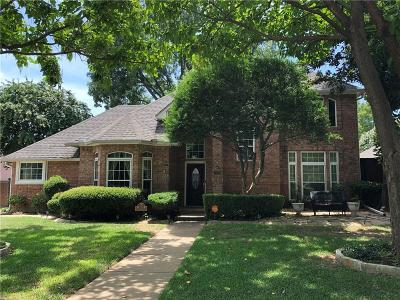 Grapevine Single Family Home For Sale: 2901 Woodland Hills Drive