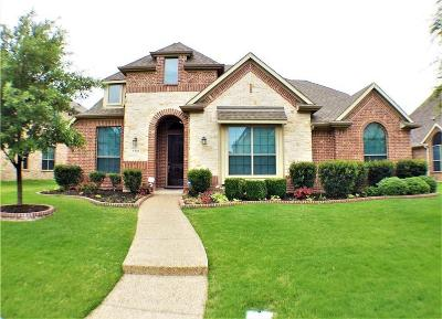 Frisco Residential Lease For Lease: 7721 Oakcrest Drive