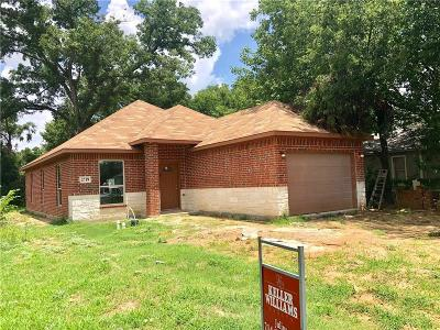 Dallas Single Family Home For Sale: 2719 Rochester Street