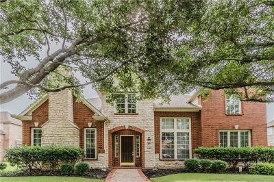 Plano Single Family Home For Sale: 7724 Saragosa Creek Drive