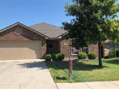 White Settlement Single Family Home For Sale: 9212 Nathan Drive