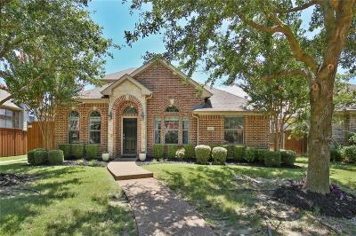 Plano Single Family Home For Sale: 4612 Palm Valley Drive