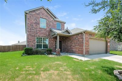Single Family Home For Sale: 609 Handle Drive