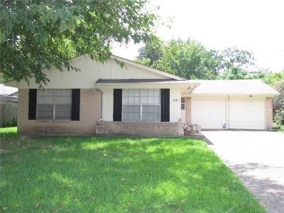 Richardson Single Family Home For Sale: 1619 Nantucket Drive