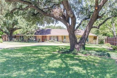 Dallas Single Family Home For Sale: 13223 Hughes Circle