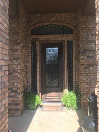North Richland Hills Residential Lease For Lease: 8105 Seville Drive