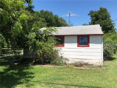 Single Family Home For Sale: 5304 Castleberry Cut Off Road