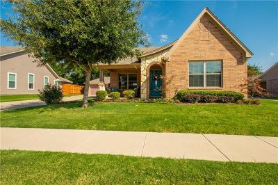 Burleson Single Family Home For Sale: 208 Tinker Trail