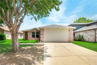 Little Elm Single Family Home Active Option Contract: 2617 Peach Drive
