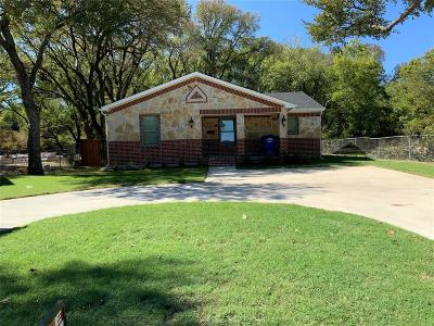 Dallas Single Family Home For Sale: 313 N Jim Miller Road