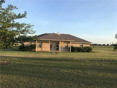 Archer County, Baylor County, Clay County, Jack County, Throckmorton County, Wichita County, Wise County Single Family Home For Sale: 2267 County Road 4421