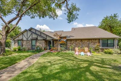 Single Family Home Active Option Contract: 9312 Coral Cove Drive