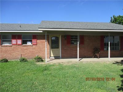 Kerens Single Family Home For Sale: 104 Fm 1393