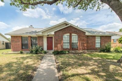 Rowlett Single Family Home For Sale: 3701 Lofland Lane