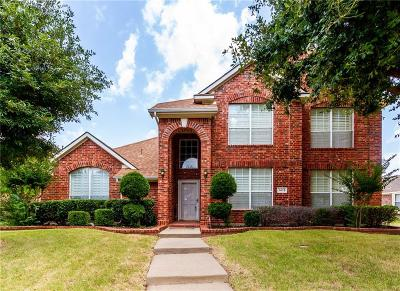 Allen Single Family Home For Sale: 1415 Blair Court