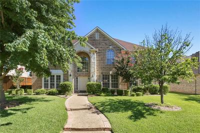 Dallas County, Denton County, Collin County, Cooke County, Grayson County, Jack County, Johnson County, Palo Pinto County, Parker County, Tarrant County, Wise County Single Family Home For Sale: 4617 Angel Fire Drive