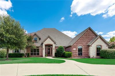 Midlothian Single Family Home For Sale: 1609 Plum Creek Drive