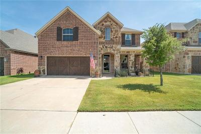 Fort Worth Single Family Home For Sale: 9436 Wood Duck Drive
