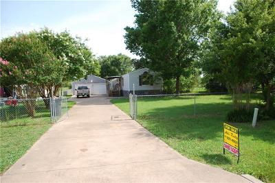 Red Oak Single Family Home For Sale: 1005 Link Street