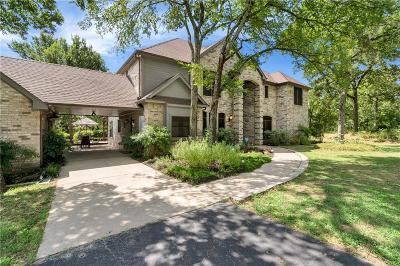 Aubrey Single Family Home For Sale: 6768 Rockridge Trail