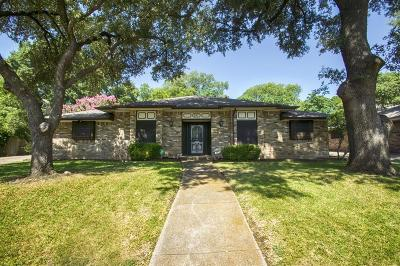 Desoto Single Family Home Active Contingent: 331 Shadybrook Drive
