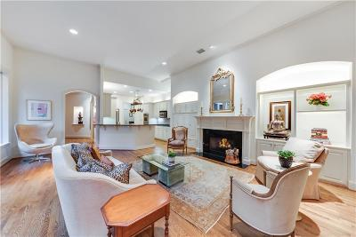 Dallas Single Family Home For Sale: 7327 Hill Forest Drive