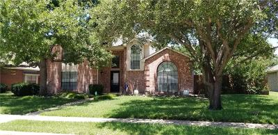 Coppell Single Family Home For Sale: 350 Ashley Drive
