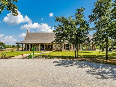 Montague County Farm & Ranch For Sale: 499 Ford Road