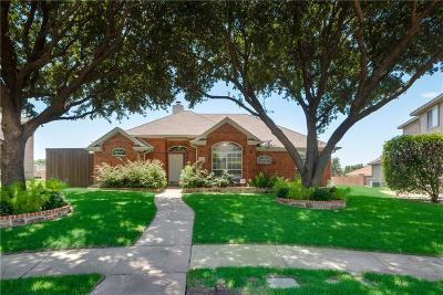 Frisco Single Family Home For Sale: 7305 David Drive