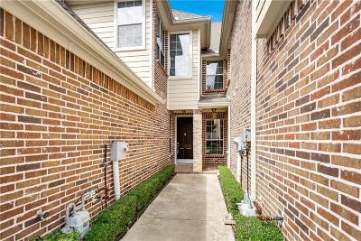 Lewisville Townhouse For Sale: 193 Milan Street #2205