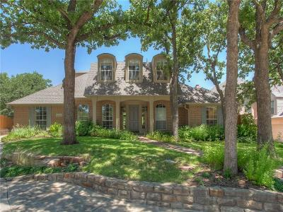 Grapevine Single Family Home For Sale: 2753 Mesquite Lane