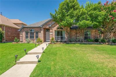Frisco Single Family Home For Sale: 3811 Strattford Drive