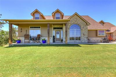Granbury Single Family Home For Sale: 4500 Contrary Creek Road