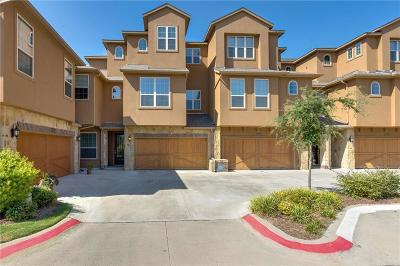 Grand Prairie Townhouse For Sale: 7305 Venice Drive #2