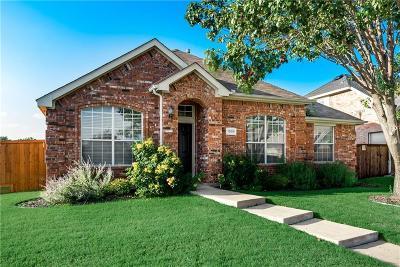 Allen Single Family Home For Sale: 1509 Sugar Bush Trail