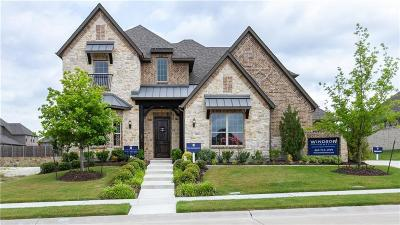 Prosper Single Family Home For Sale: 1541 Winchester Drive