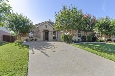 Allen Single Family Home For Sale: 1604 Wagon Wheel Drive